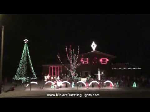 2009 Music Box Dancer (Remix) - Kibler's Dazzling Lights