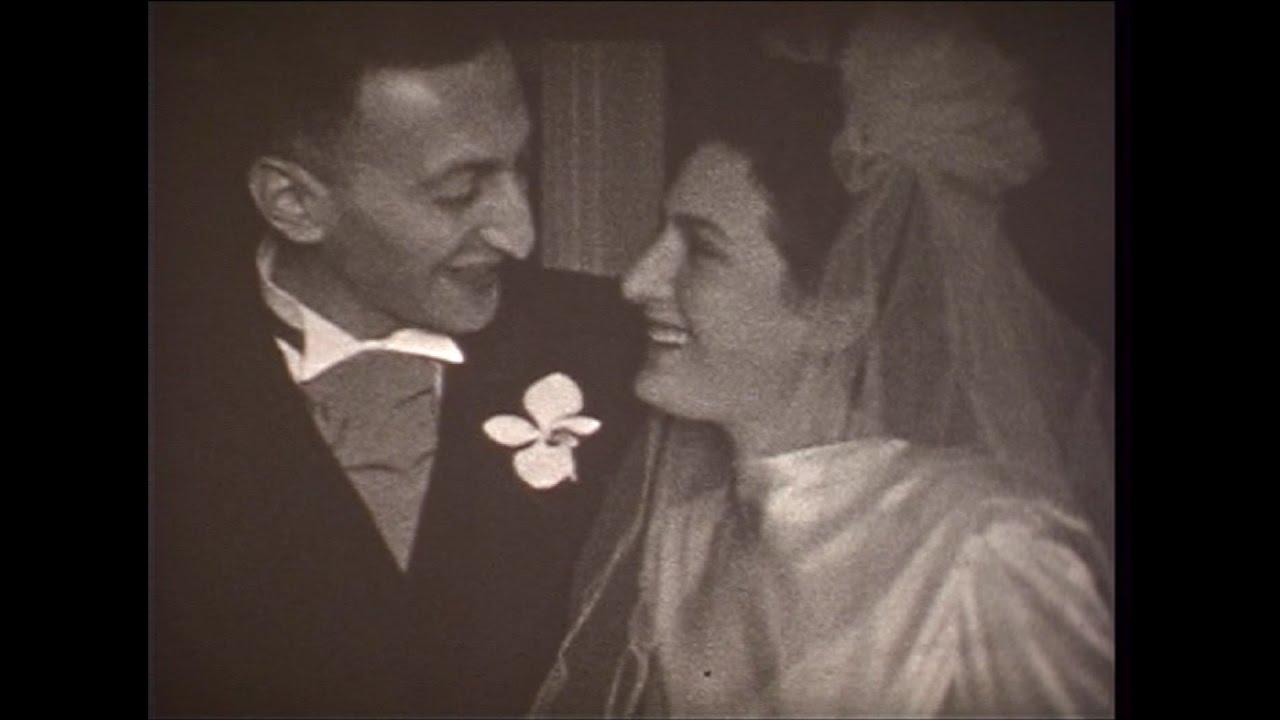 Unieke Film Joodse Bruiloft Duikt Op In Fries Film Archief