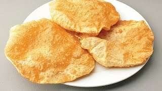 Пури. Индийский хлеб