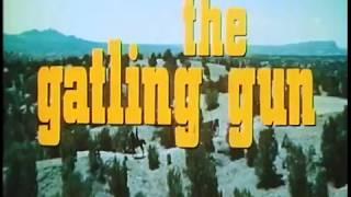 The Gatling Gun (1971) WOODY STRODE