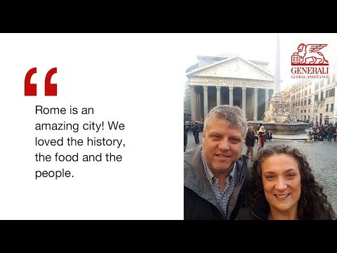 Generali's Rome Travel Sweepstakes Winners Share Their Vacation Photos
