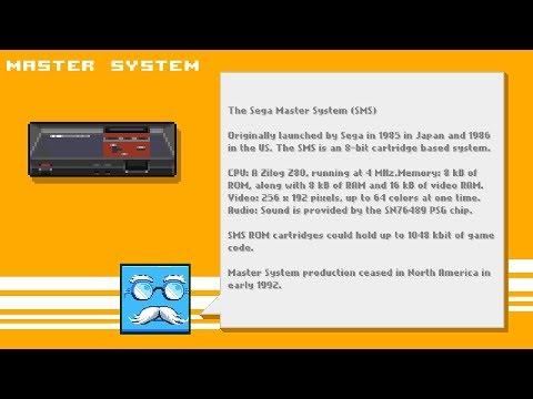 Super Life Of Pixel, 100% (#12): Master System  
