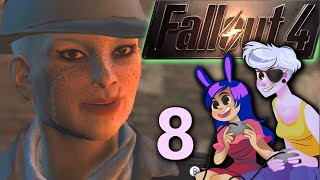 Fallout 4 - 2 Girls 1 Let's Play Part 8: Silver Shroud