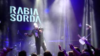 Rabia Sorda Killing Words Live In Moscow