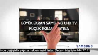 BURAK SERGEN' İN SESİNDEN SAMSUNG BÜYÜK TV GÜNLERİ REKLAM FİLMİ