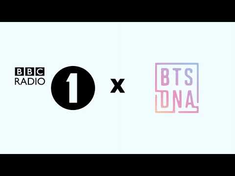 BTS DNA on BBC Radio 1
