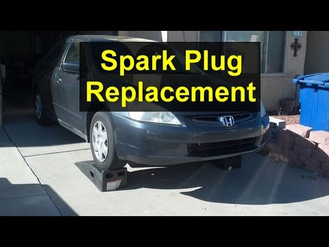 honda tune up spark plug replacement 2 4l ivtec accord. Black Bedroom Furniture Sets. Home Design Ideas