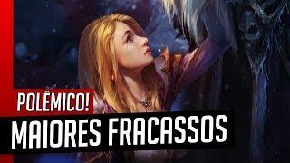 Maiores FRACASSOS em MMORPG de 2018