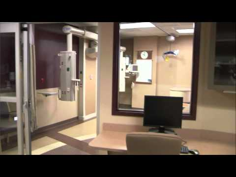 Tour Roswell Park's New Intensive Care Unit