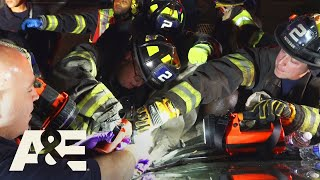 Live Rescue: Hand Screwed to a Car (Season 1) | A&E