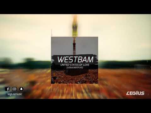 Westbam - United States Of Love (Legius Bootleg)