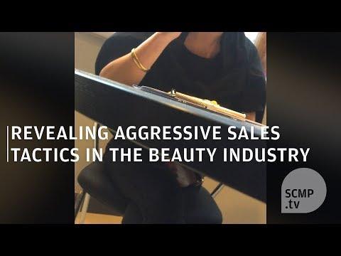 Hong Kong Beauty Parlour Sales Tactics