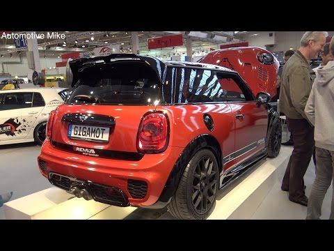 f55 mini cooper s jcw sports exhaust tuning kit part 1. Black Bedroom Furniture Sets. Home Design Ideas