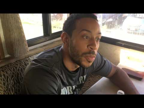 Hip-hop's Ludacris shares Petaluma love