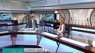 Интервью Евгения Гусева с Мисс СПб 2016