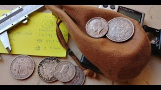 Fake silver & gold coins: 5 easy ways to spot them.
