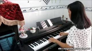 Để Nhớ Một Thời Ta Đã Yêu (Lệ Quyên) - Piano Solo - Jazz - Bossanova & Rhumba