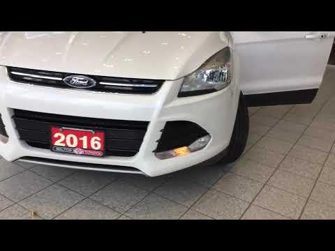2016 Ford Escape Titanium Milton Toyota