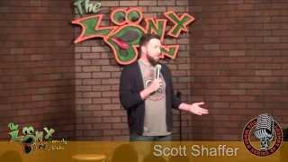 Scott Shaffer - Loony Bin Comedy Club 1