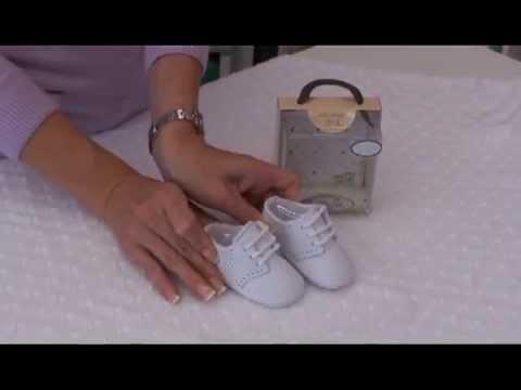 Boys Christening Shoes Baby Soft Leather Baptism Crib Shoe