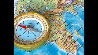 Россия на карте часовых поясов. география 8 класс