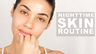How to Take Your Makeup Off | Nighttime Skin Routine | Eman