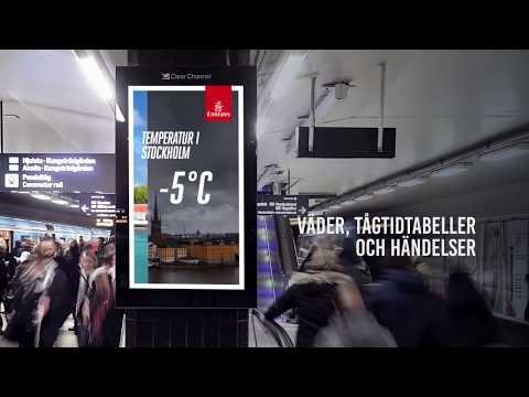 IAB Sverige DOOH på 2 minuter