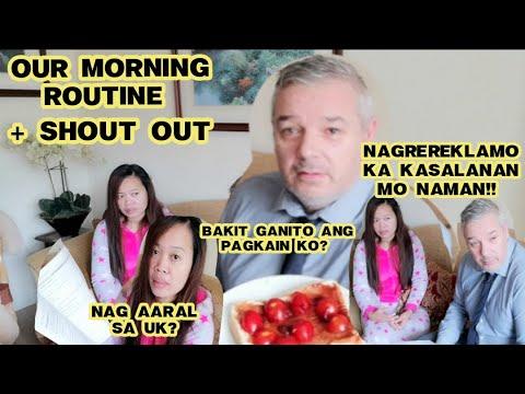 MORNING ROUTINE NAMIN||UBOS NA LAHAT ANG LAMAN NG REF NAMIN||FILIPINA MARRIED TO FOREIGNER from YouTube · Duration:  23 minutes 29 seconds