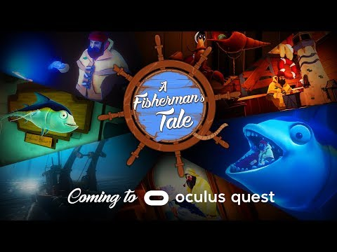 VR Awards – A Fisherman's Tale wins #1 VR Game Of The Year