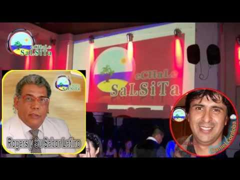 Radio Echale Salsita - Reportaje a Rogers y Su Sabor Latino 03.10.16