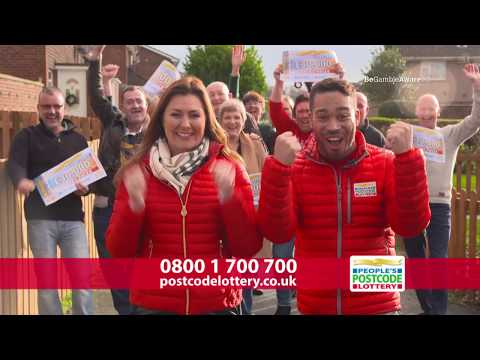 #PPLAdvert - Be In With A Chance To Win - March Play - People's Postcode Lottery