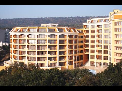 Видео отзыв Инспекция отеля  Astera 4  звезды Болгария Золотые пески