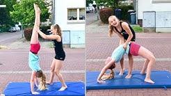 Turnen für Anfänger leicht gemacht 🤸♀️ Handstand // Rad // Brücke // vorwärts und rückwärts Rolle