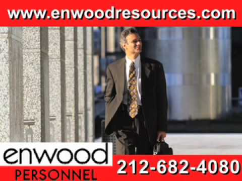 Enwood Personnel and Temporary Services Inc, New York, NY