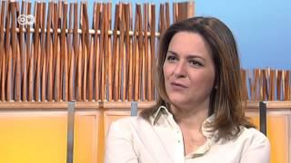 Talk mit Schauspielerin Martina Gedeck | Typisch deutsch