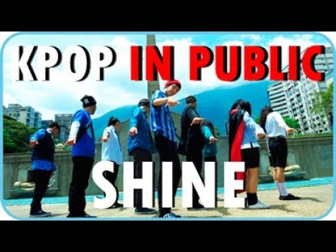 [KPOP IN PUBLIC/ 1THEK DANCE COVER CONTEST] PENTAGON(펜타곤) _ Shine(빛나리) [TRAINEES COMPANY]