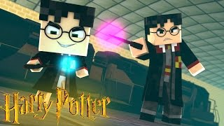 Minecraft: WHO'S YOUR DADDY? - O BEBE MALVADO DO HARRY POTTER