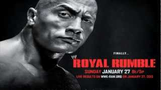 "WWE: Royal Rumble 2013 Theme Song: ""Champion"" By Clement Marfo & The Frontline + Download Link - HD"