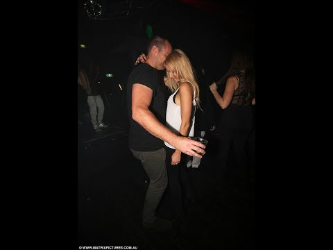 The Bachelor's Leah Costa cosies up to a mystery hunk at Melbourne nightclub after THAT photo...