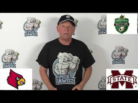 Mississippi State vs Louisville 12/30/19 Free College Football Pick and Prediction: Music City Bowl