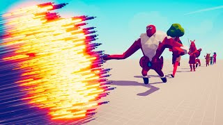 ALL GIANTS vs EVERY GOD 🔥 TABS - Totally Accurate Battle Simulator