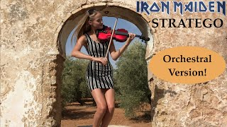 Iron Maiden - Stratego ORCHESTRAL VERSION!