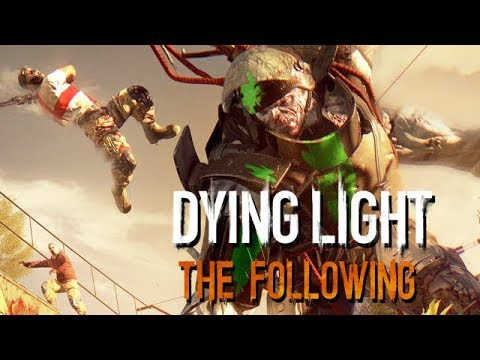 Dying Light The Following Gameplay German PC ULTRA - SCHREIE
