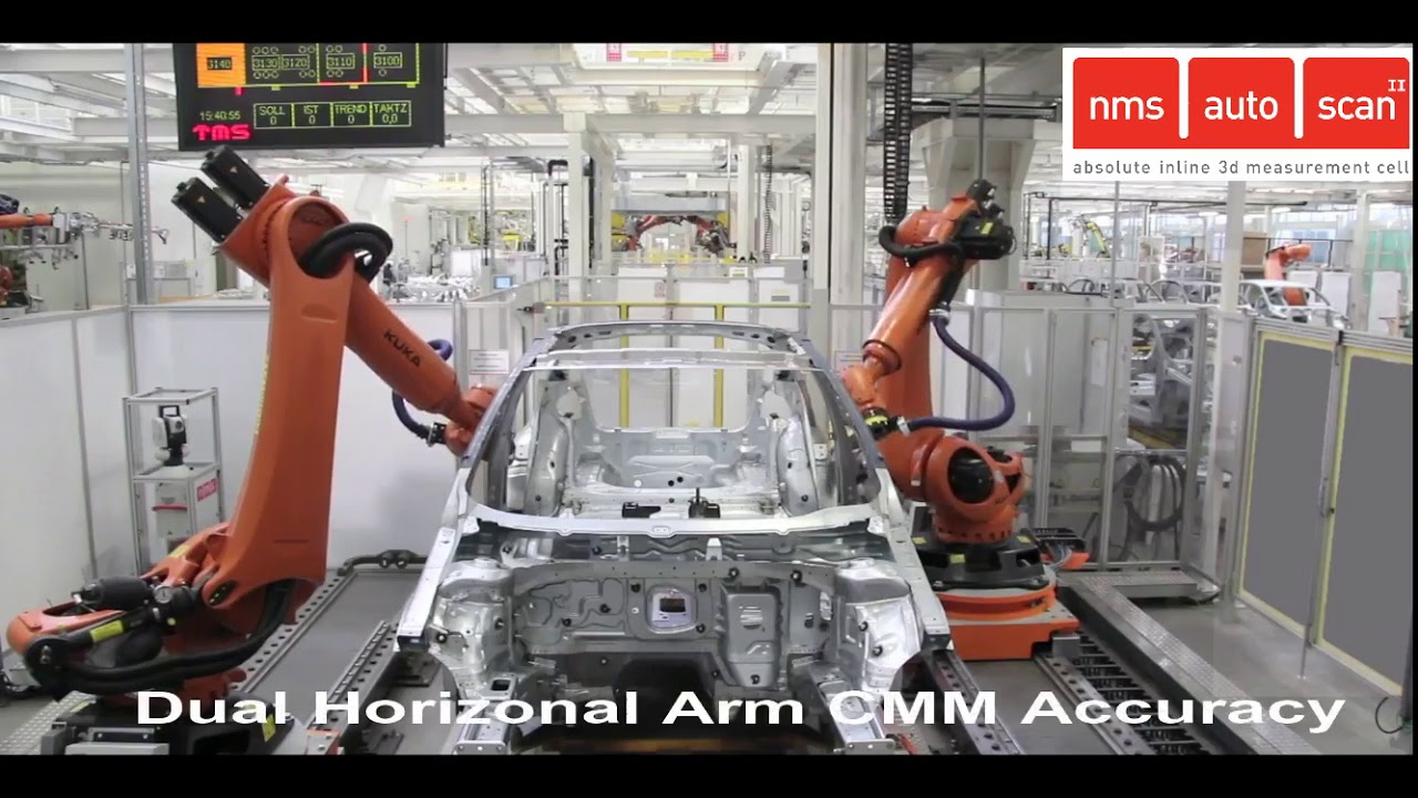 New Manufacturing Solutions In Process Quality Control One Million Cars