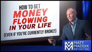 5 Ways To Get Money Flowing Even If You Are Broke