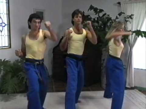 Lorenzo Lamas Automatic Self Defense Workout