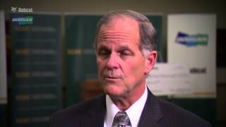 North Dakota State University STEM Scholarship Endowment Announcement, January 15, 2015 Thumbnail