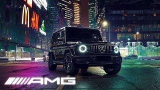 Troyboi - MMMM (Bass Boosted) / Lamborghini Urus & Mercedes-AMG G63