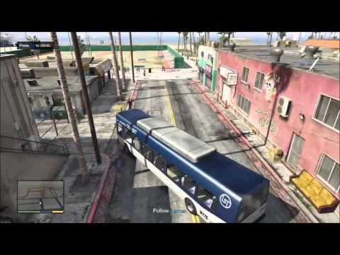 Grand Theft Auto V #3 - Employee of the month!