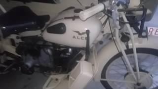 Moto Guzzi Alce comando germanico 1940 - 20161015 125953